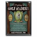Golf Academy Signs